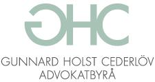 Gunnard Holst Cederlöv Advokatbyrå